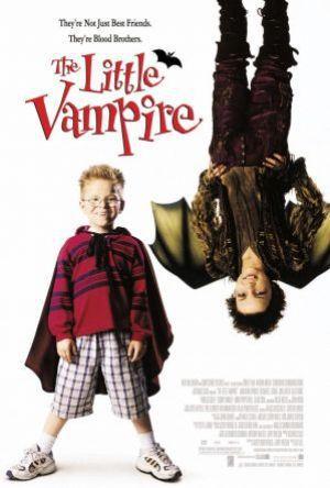 Den lille vampyren poster