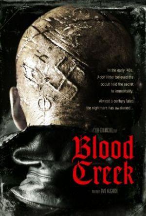 Blood Creek poster