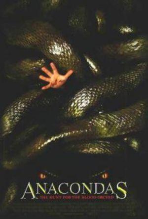 Anacondas poster