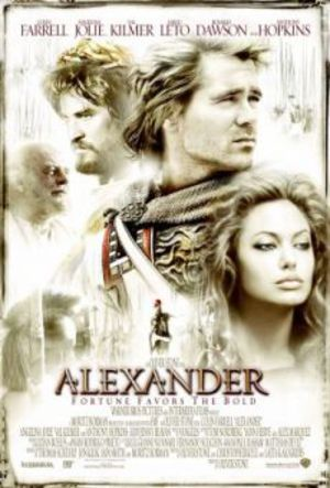 Alexander poster