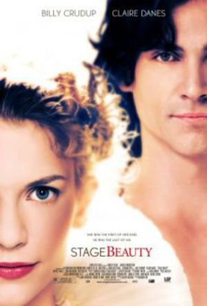 Stage Beauty poster