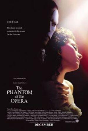 Fantomen på operan poster