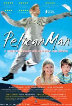Pelikanmannen poster