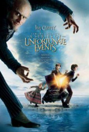 Lemony Snickets berättelse om syskonen Baudelaires olycksaliga liv poster