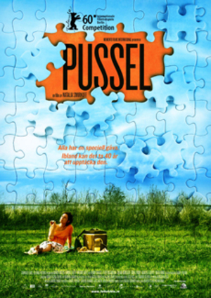Pussel poster