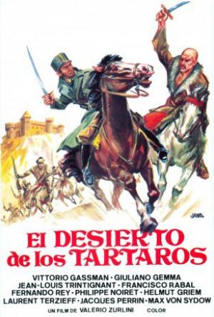 Desert of the Tartars poster