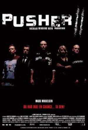 Pusher 2 poster