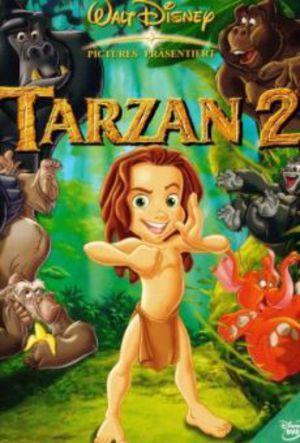 Tarzan 2 poster