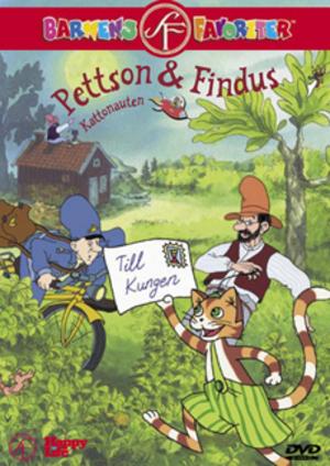 Pettson & Findus - Kattonauten poster