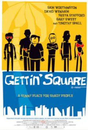 Gettin' Square poster