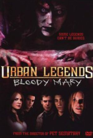Mördande legender - Bloody Mary poster