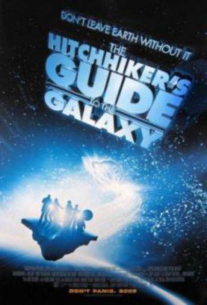 Liftarens guide till galaxen poster