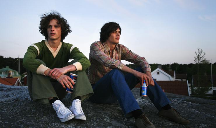 Behind Blue Skies (2010) - The Swedish Film Database