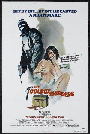 Verktygsmördaren poster