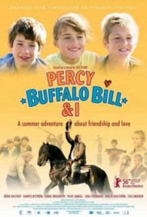 Percy, Buffalo Bill & jag poster