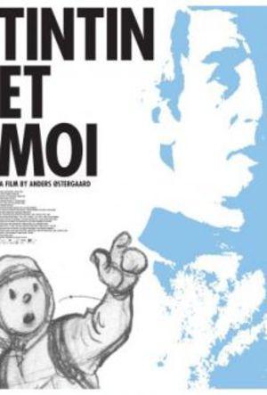 Tintin och jag poster