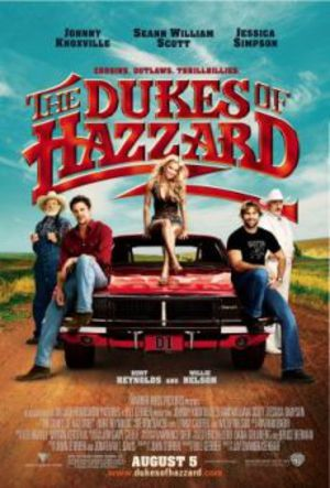 Dukes Of Hazzard poster