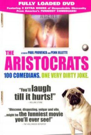 Aristocrats poster