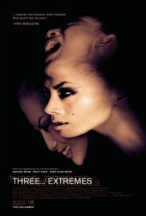 Three Extremes poster