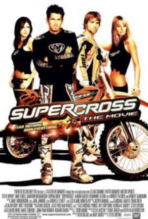 Supercross the Movie poster