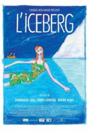 Isberg poster