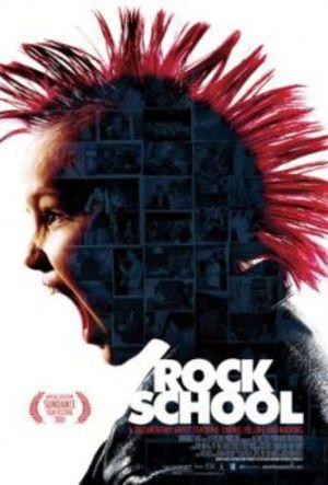 Rock School poster