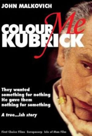 Me, myself & Kubrick poster