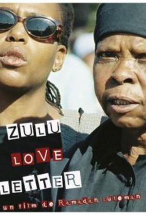 Zulu Love Letter poster