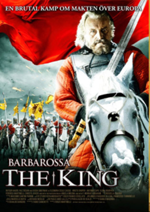 Barbarossa - The King poster