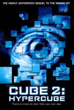 Cube 2 - Hypercube poster