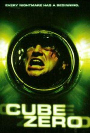 Cube Zero poster