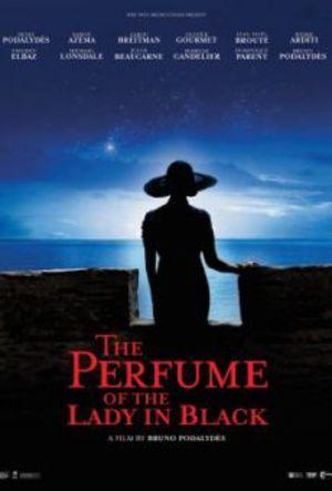 Le parfum de la dame en noir poster