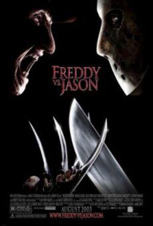 Freddy vs. Jason poster