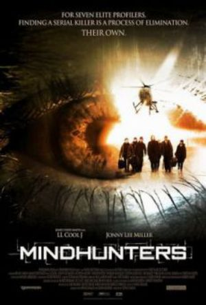 Mindhunters poster