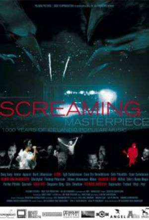 Screaming Masterpiece poster