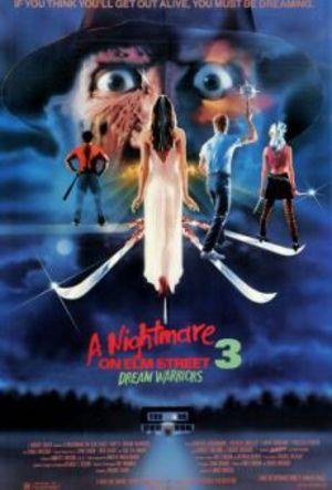 Terror på Elm Street 3 - Freddys återkomst poster