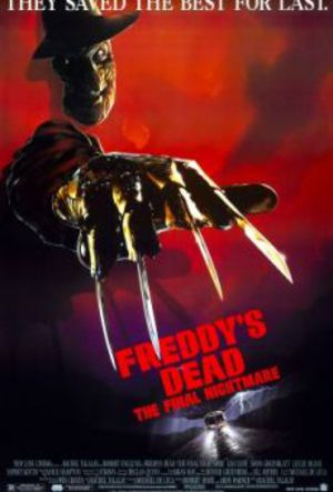 Freddy's Dead - The Final Nightmare poster