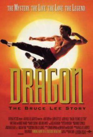 Dragon - Historien om Bruce Lee poster
