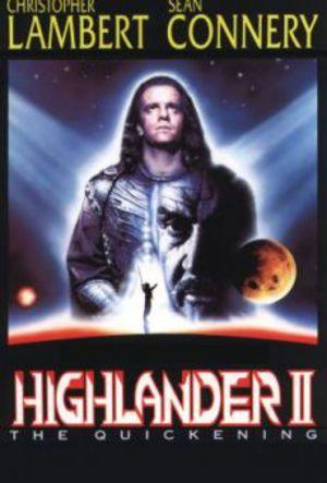 Highlander 2 poster