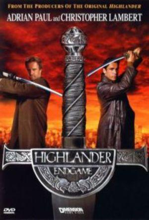Highlander - Endgame poster