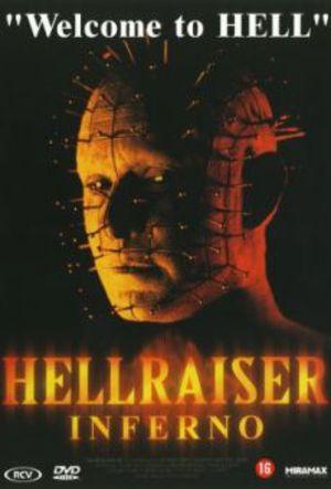 Hellraiser 5 poster