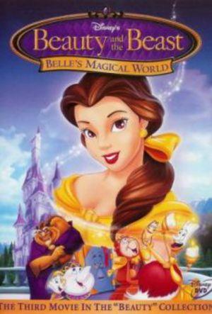Belles magiska värld poster