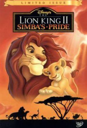 Lejonkungen 2 - Simbas skatt poster