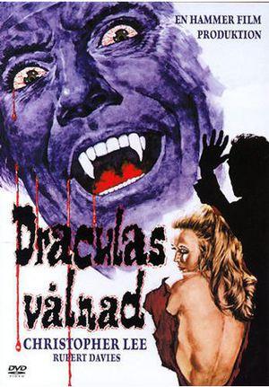 Draculas vålnad poster