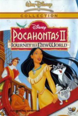 Pocahontas - Resan till en annan värld poster