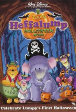 Puhs Heffaklump Halloween poster