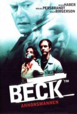 Beck - Annonsmannen poster