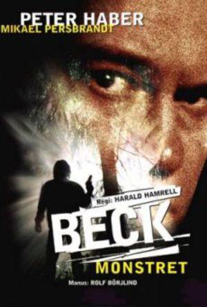 Beck - Monstret poster