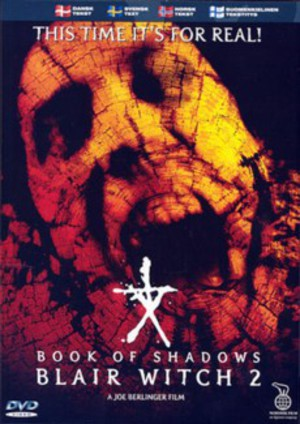 Blair Witch 2 - Book of Shadows poster