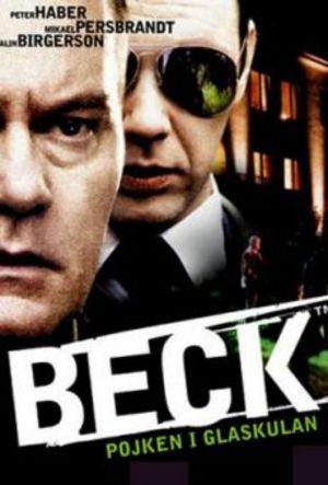 Beck - Pojken i glaskulan poster